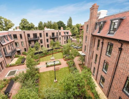 3-bed property in Hampstead Reach, Chandos Way NW11