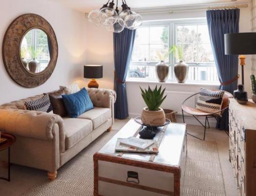 Leicester'de Berkeley'in yeni projelerinden birinde 2 odalı teras ev